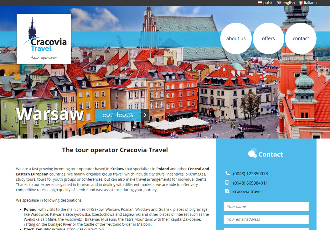 Cracovia Travel