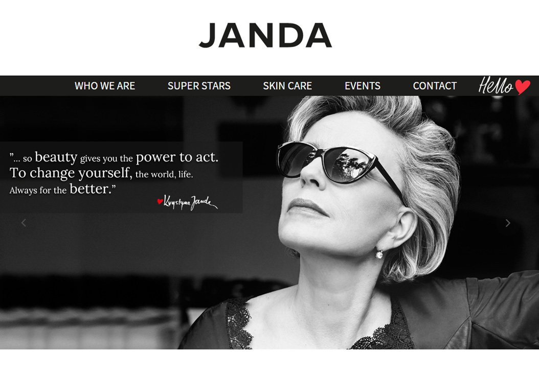 Janda Cosmetics