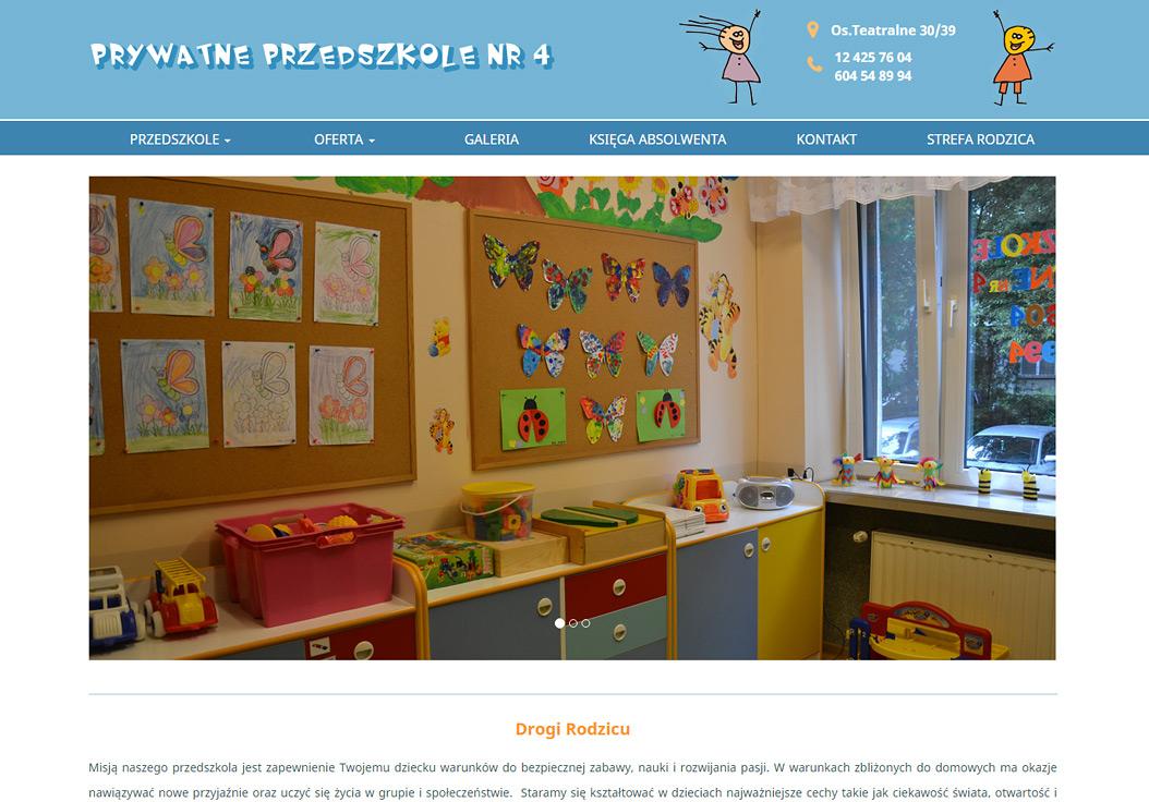 Prywatne Przedszkole nr 4