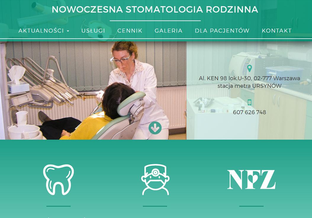 Nowoczesna Stomatologia Rodzinna