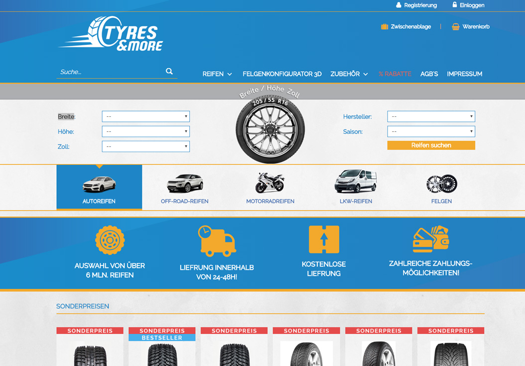 Tyres&More